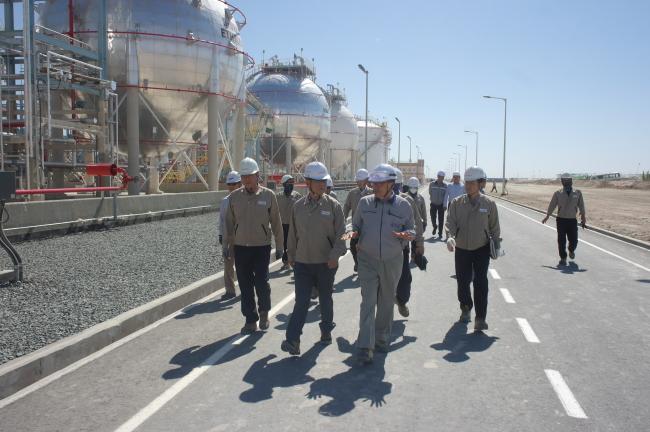 Uzbekistan Starts up Chemicals Plant