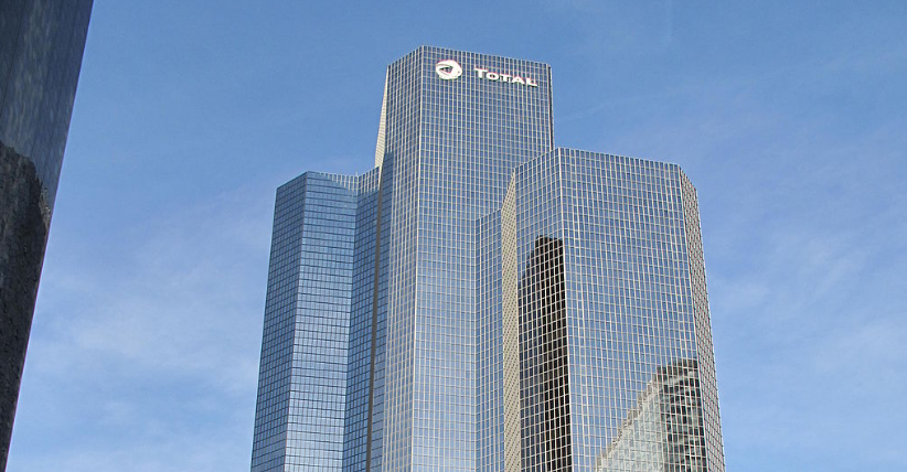 Total headquarters (image credit: Wikipedia)